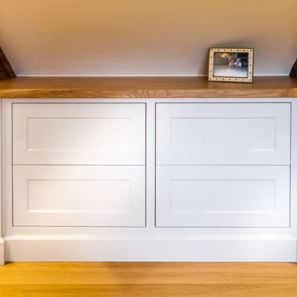 Bloxham Bespoke Study furniture