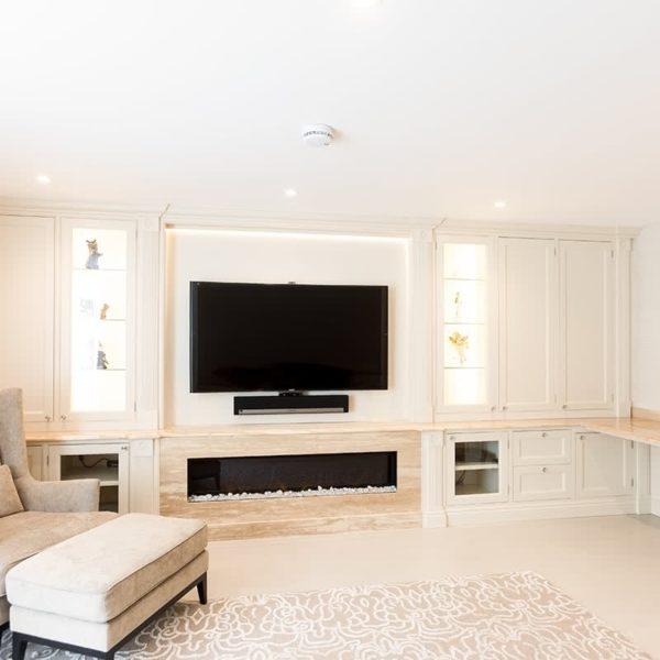 Bespoke study furniture in Chiswick, London