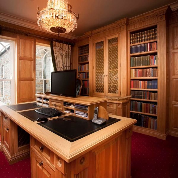 Bespoke Study furniture south Wales