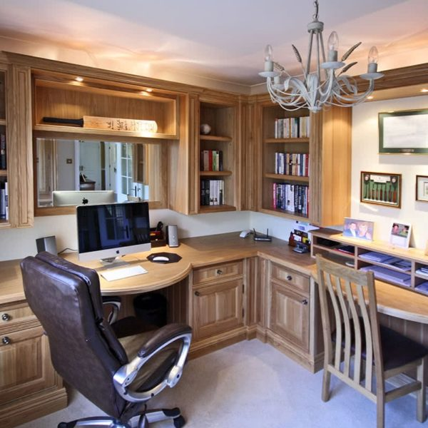 Orpington, Kent Bespoke Study furniture
