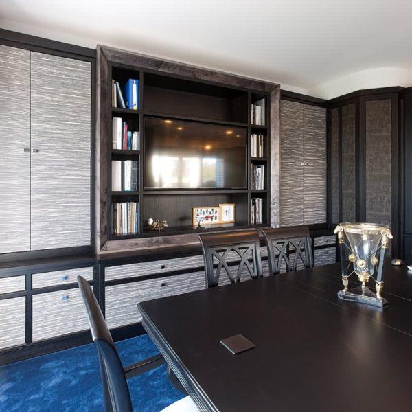 Swansea Bespoke Study furniture