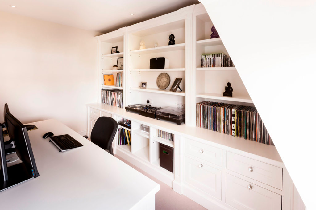Home Office Design – Effective Use of Space